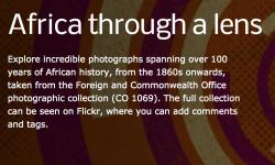 Africa through a lens